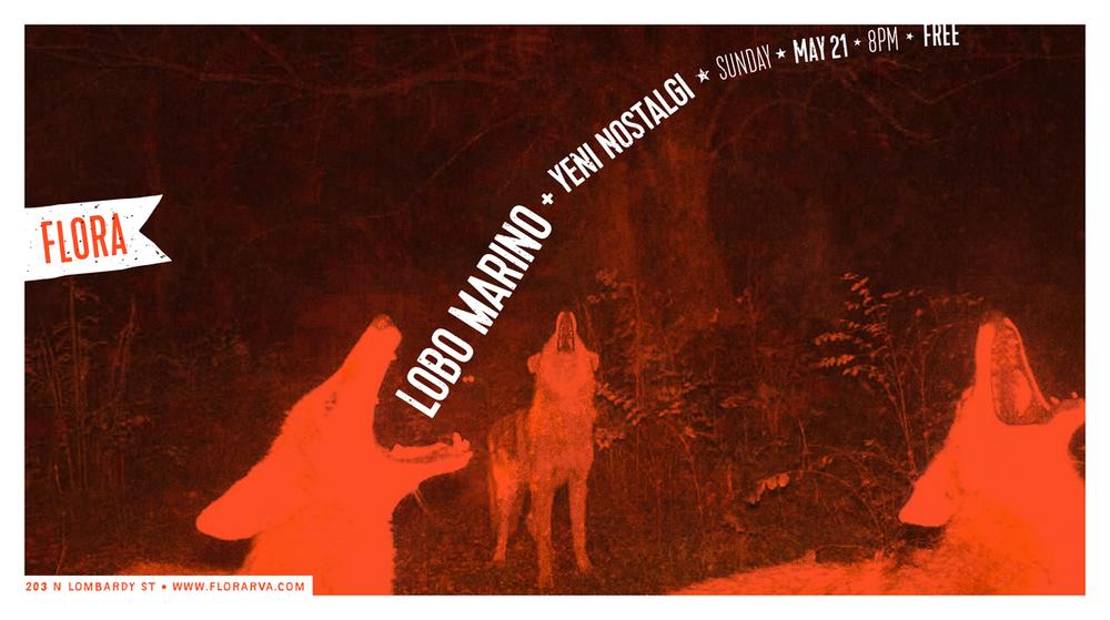 Lobo Marino + Yeni Nostalgi.