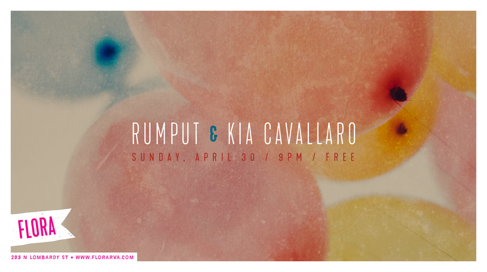 Rumput + Kia Cavallaro.