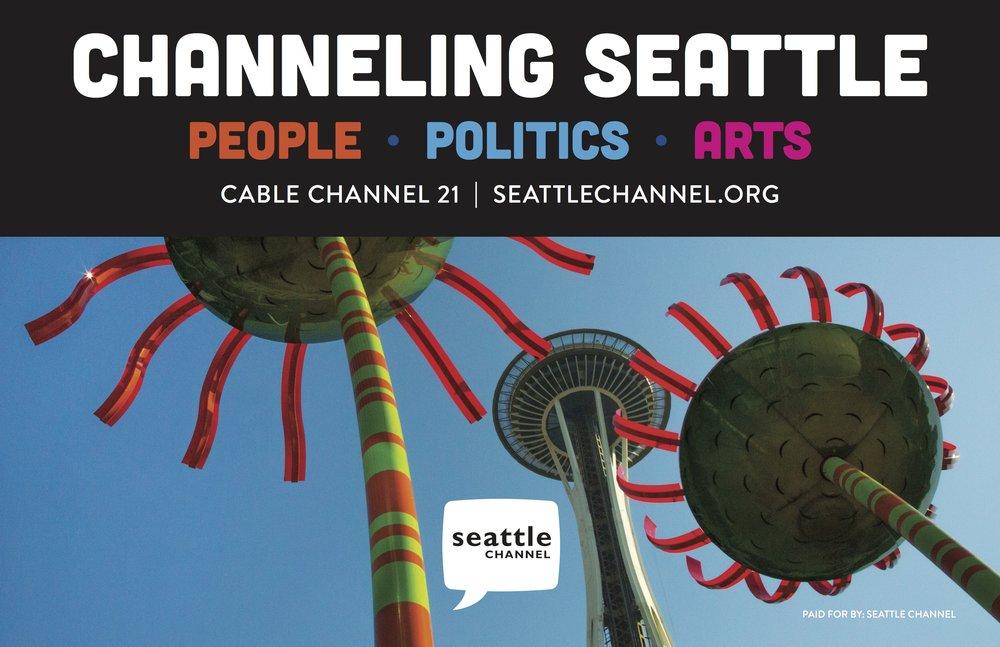 Seattle Channel Bus Card