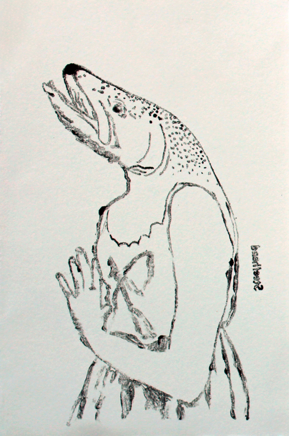Steelhead Trout (Study)