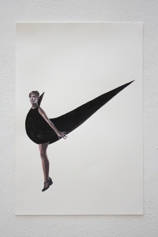 Untitled (Nike study)