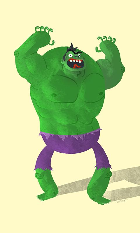 18 :: Hulk