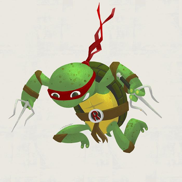 10 :: Raphael