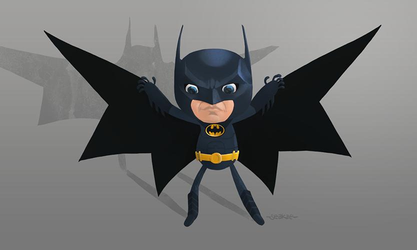 04 :: Keaton Batman
