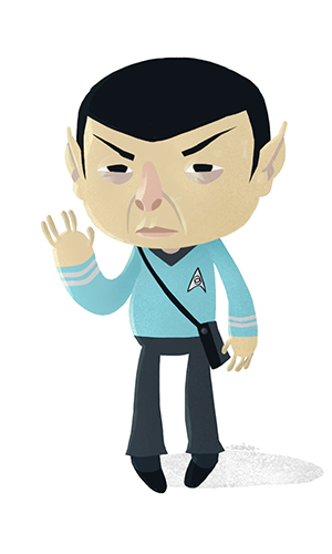 01 :: Spock