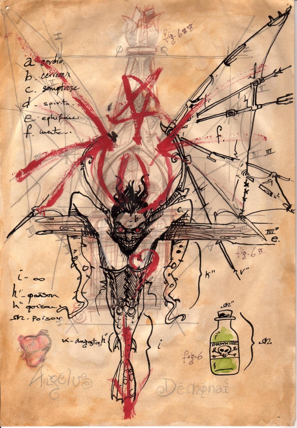 Angelus Demonai