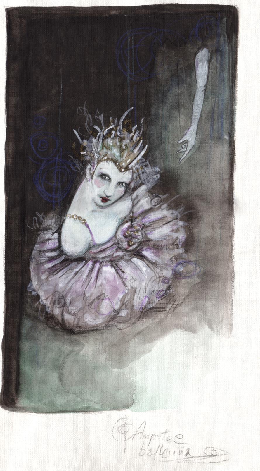Ballerina without Limbs