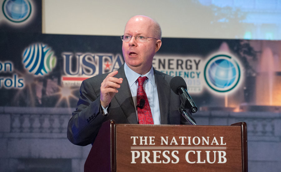 The Hon. James Connaughton is CEO of Nautilus Data Technologies, and former Chairman of the White House Council on Environmental Quality