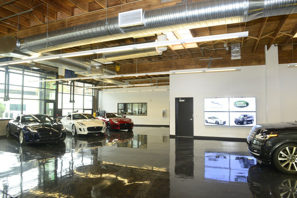 The Jaguar Land Rover Tech Incubator in Oregon invites startups to collaborate with the automotive giant.