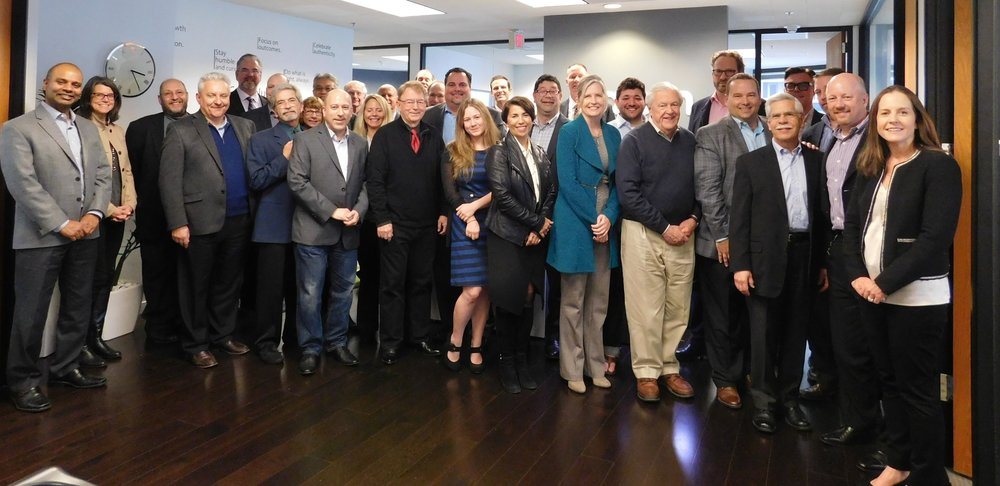 Every CTC initiative was represented in the 2018 board retreat held at Slalom Consulting.