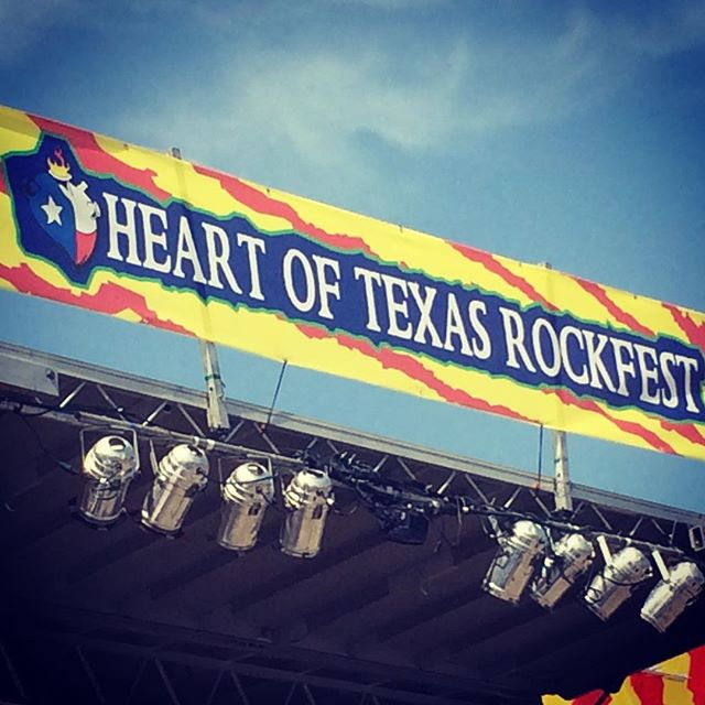 Get ur ass out to the Texas Rock Fest!! #nbz #tourlife #hotasfuck