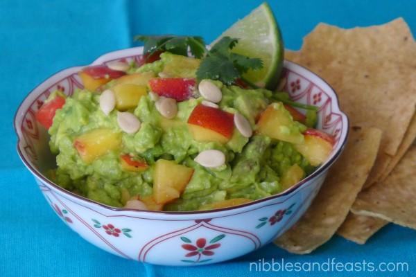 foodseum fruity guacamole