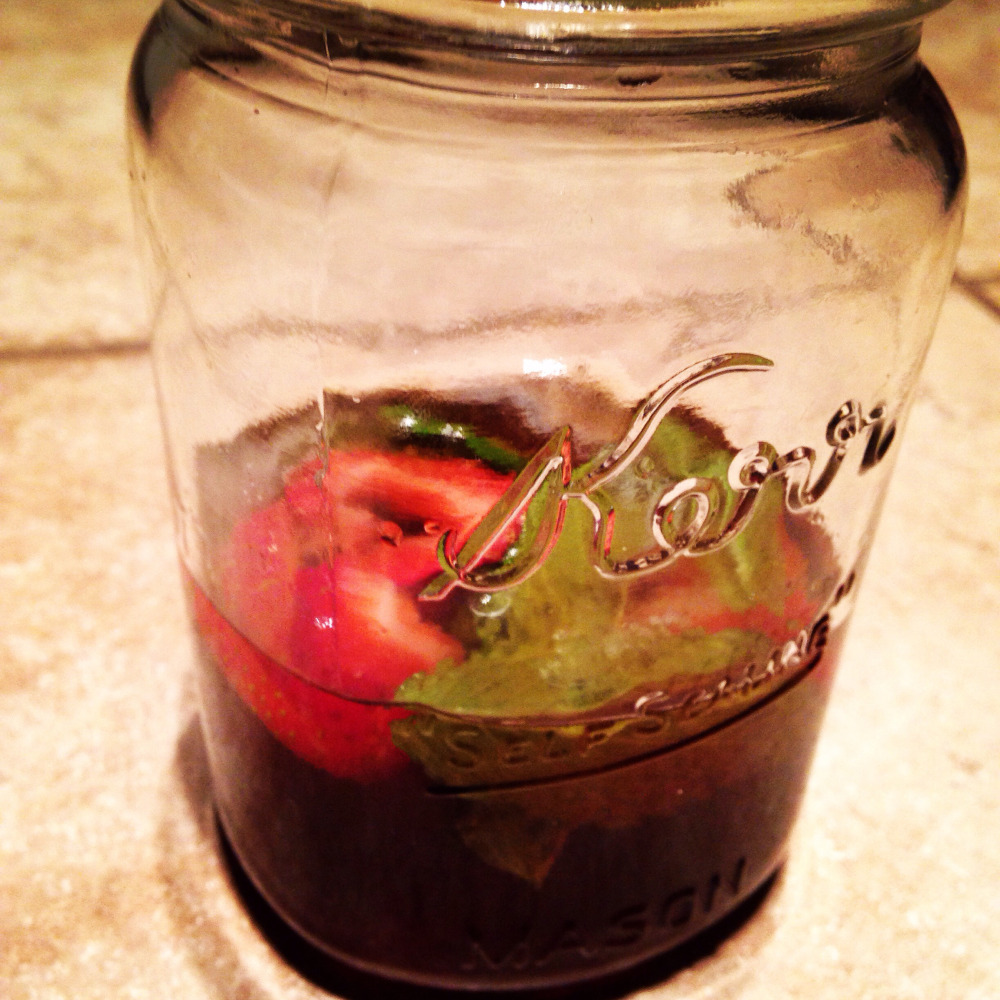 foodseum strawberry mint julep