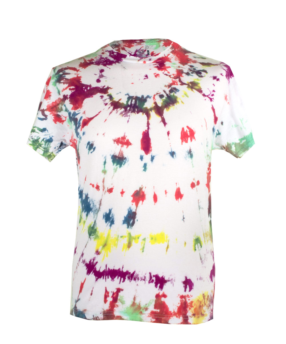 Festival Tie-Dye Tee Shirt