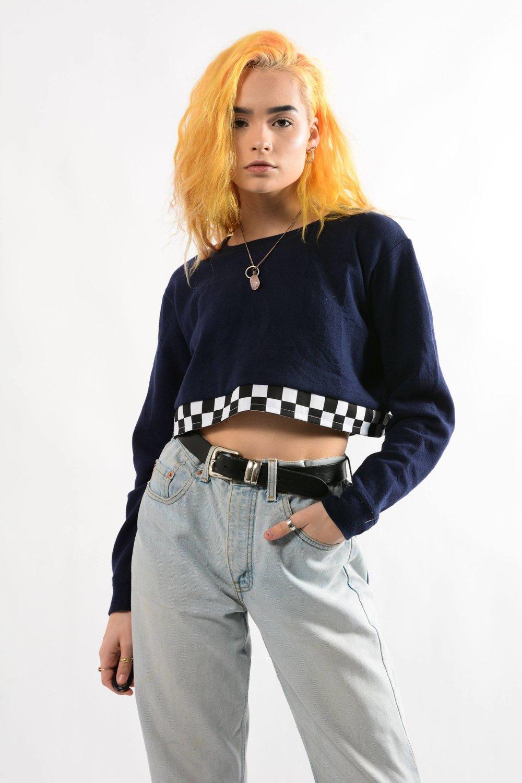 checkerboard streetwear