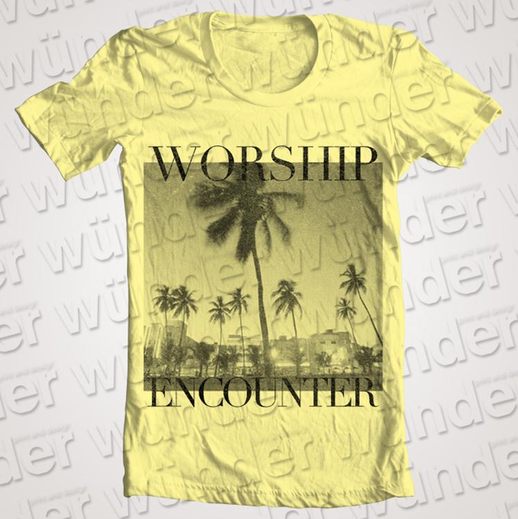 Worship Encounter Tee.jpg