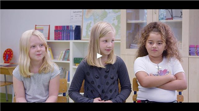 Vit Jul is a viral success!  2.4 miljon organic views in one month tells us this is an important topic. #vitjul #childrenknows #whitechristmas Film on ink in bio.