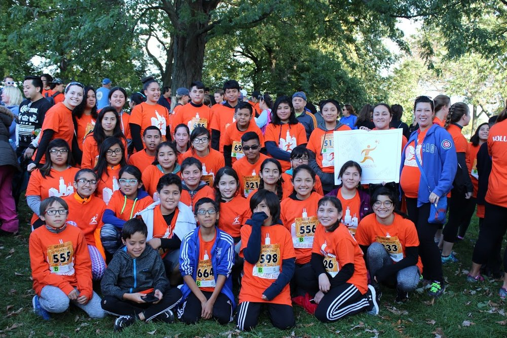 Pumpkins in the Park 5k - Oct 2016