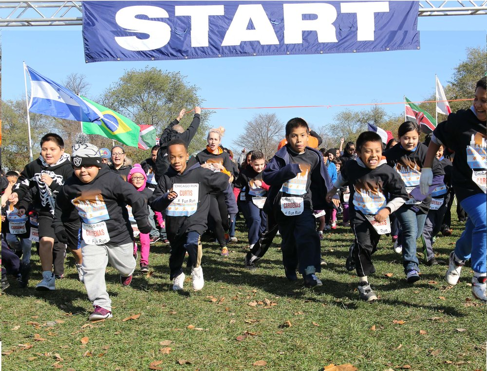 Fall Fun Run - Nov 2015