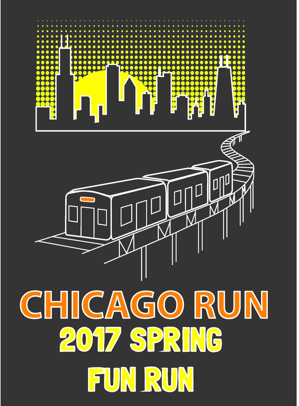 2017 Spring Fun Run T-Shirt