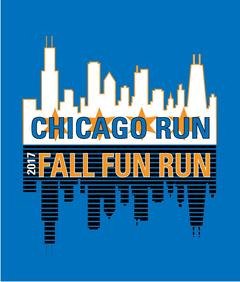 2017 Fall Fun Run T-Shirt