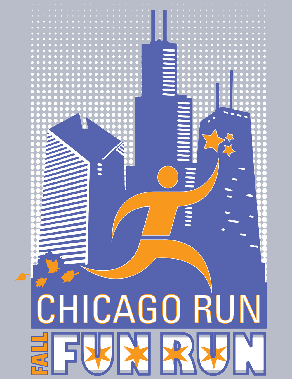 2014 Fall Fun Run T-Shirt