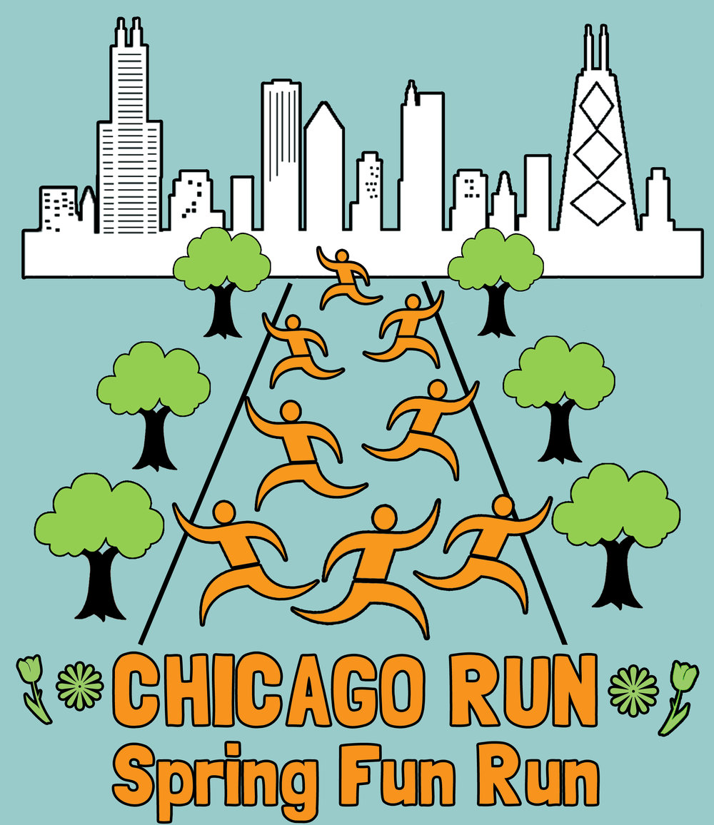2016 Spring Fun Run T-Shirt