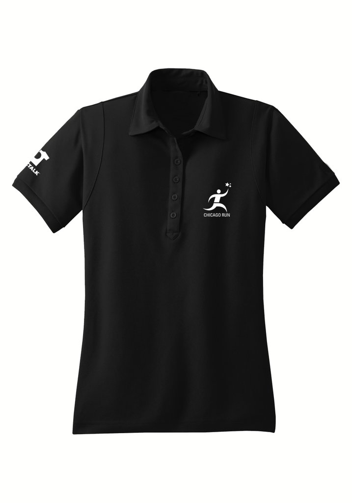 ClozTalk_ Women's Polo.jpg