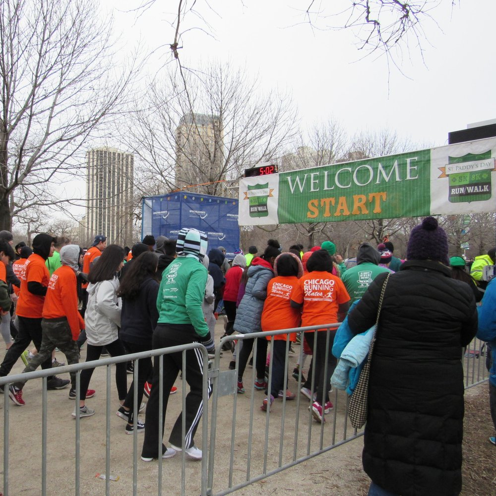 St. Patty's Day 5k - Mar 2018