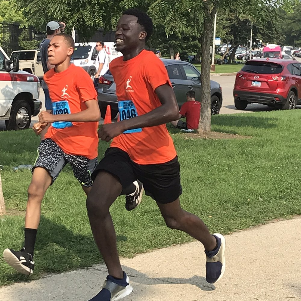 Lung Run 5k - Aug 2018