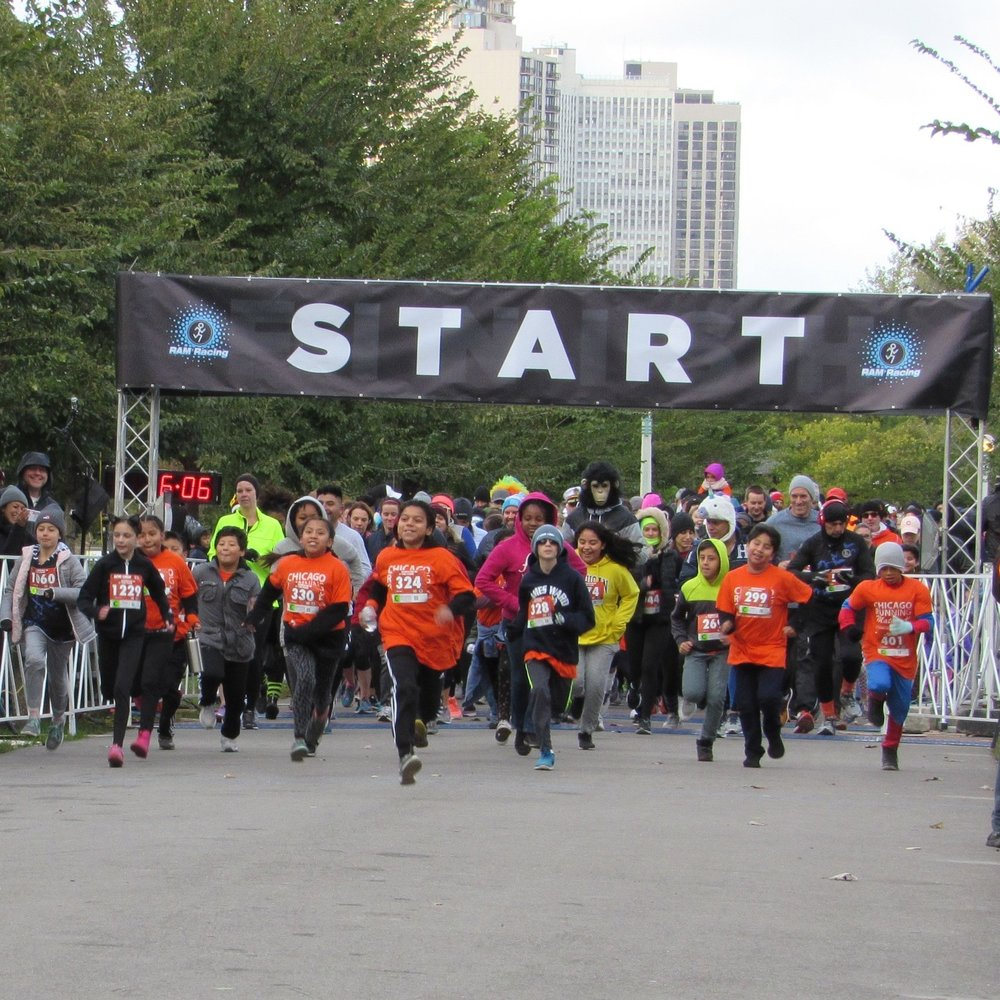 Pumpkins in the Park 5k - Oct 2018