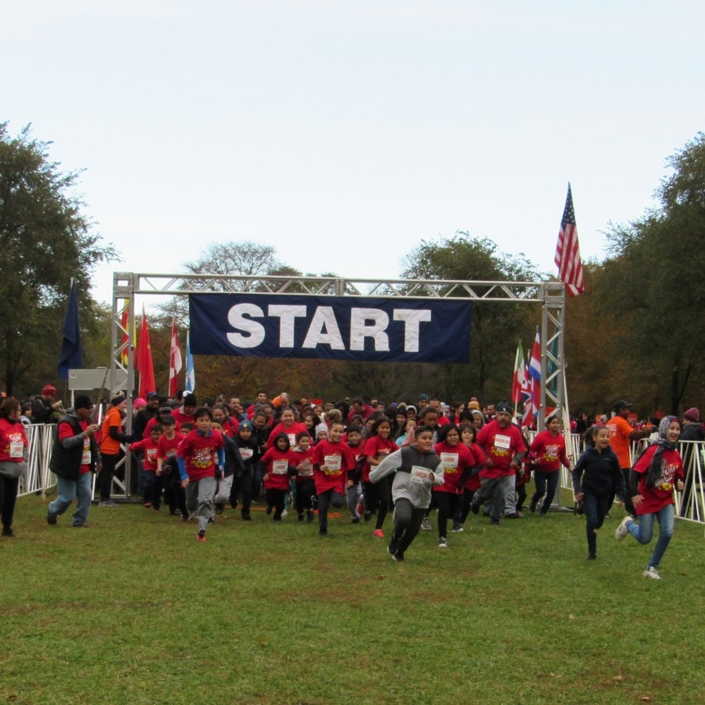 Fall Fun Run - Nov 2018