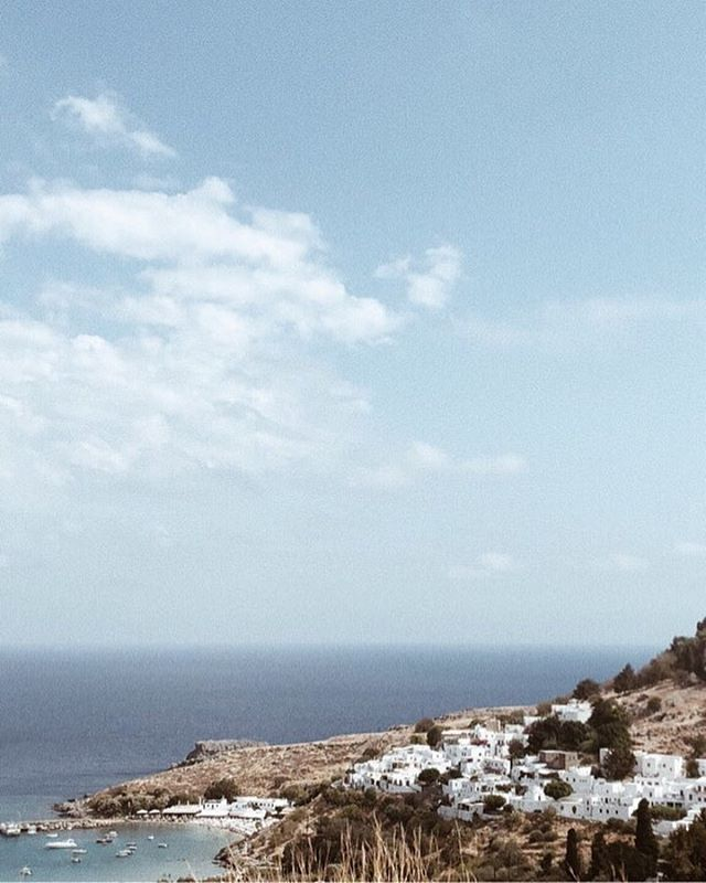 Greece always feels like coming home 💙