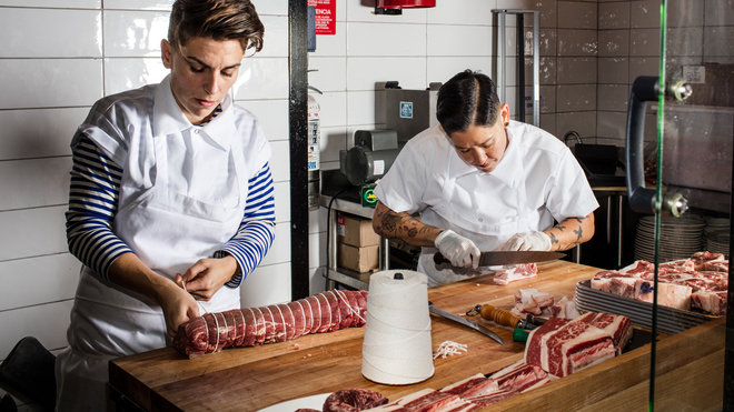 HOW TO SPEAK BUTCHER  Food & Wine: Jenn Rice- July 2017   CLICK HERE TO READ
