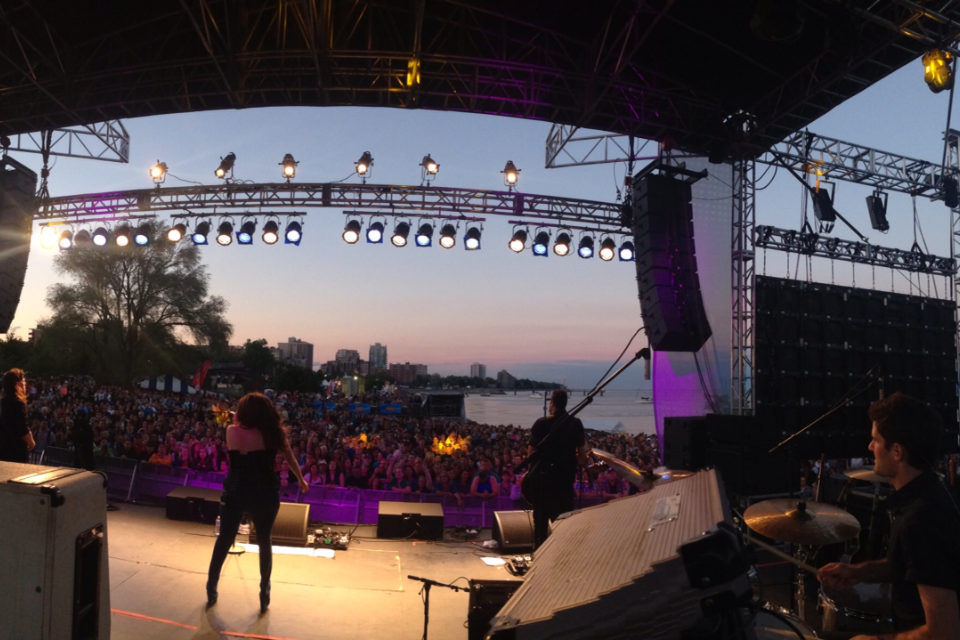 Hi all. Just a quick update here. Just fresh off stage from The Burlington Sound of Music Festival. Had a blast with Kira, sharing the Bill with Jason Blaine. Photo above is us closing out our set. Weather was great and stoked to be playing outdoor summer shows now.      I was in Montreal twice in the last few weeks for a gig with Celia Palli and a corporate with Electric Blonde. Apart from a bunch of other casuals in the city, been busy working on a few cool new original artists stuff as well as Shows with Ride The Tiger at the Orbit room. Also, I drummed in a wicked new music video with one of Canada's most badass country artists, Brett Kissel! We filmed it at the Sound Academy and worked non stop from 8am till 9pm.      Below is a shot of myself, Brett and the killer pedal Steel player Aaron Goldstein. Everyone was a blast to hang out with and the video is gonna look Stellar! Bretts videos are always awesome! The last one starred one of the Actors from Sons Of Anarchy.