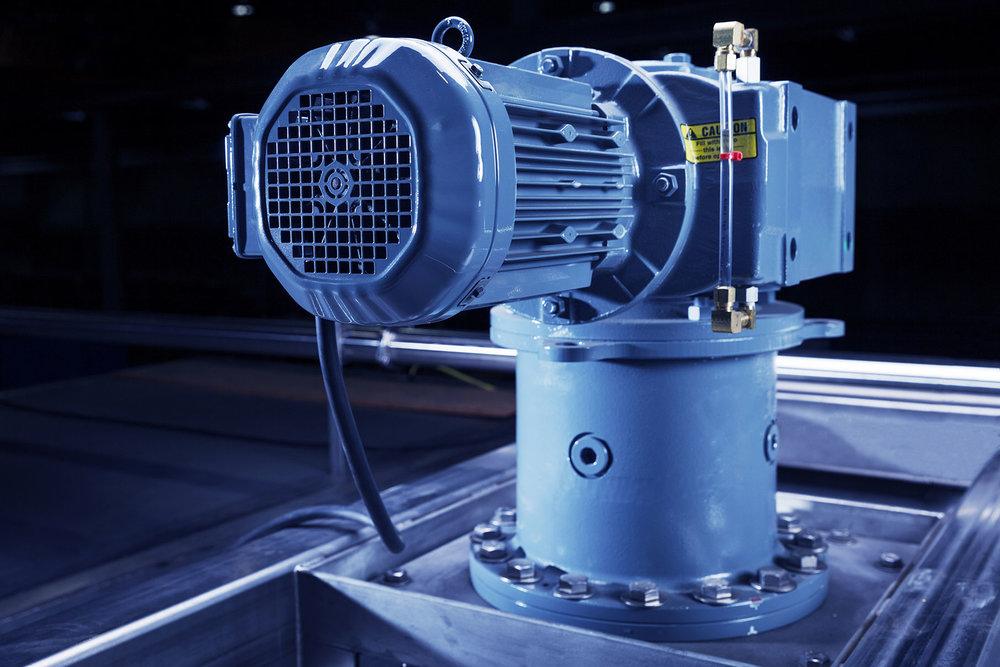 fps spiral exterior external Drum Drive System