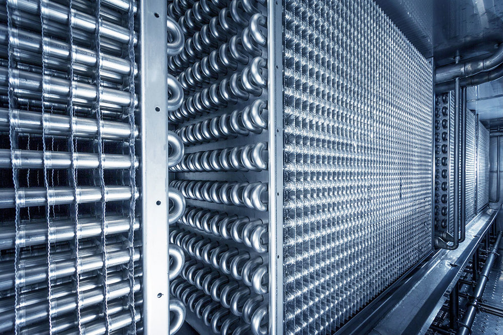 fps impingement SynchroSD™ evaporator defrost system