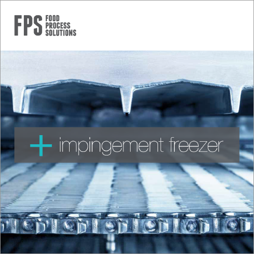 fps impingement freezer brochure