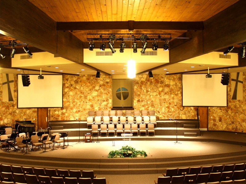 Berean Baptist Church - Sanctuary