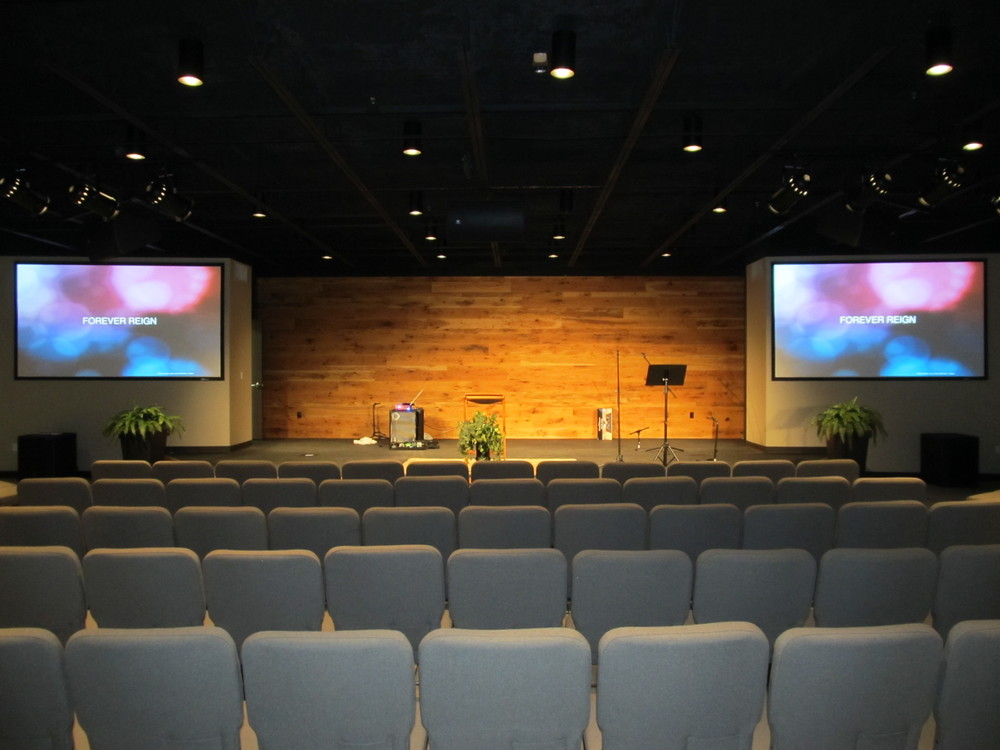 Christ Community Church - Sanctuary