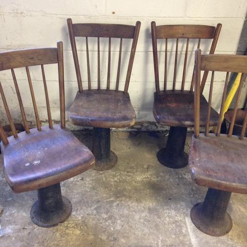 Pair Of Primitive Antique Chairs U2014 Vintage Store   LOVE Furniture And  Design   Ornamental Stonework