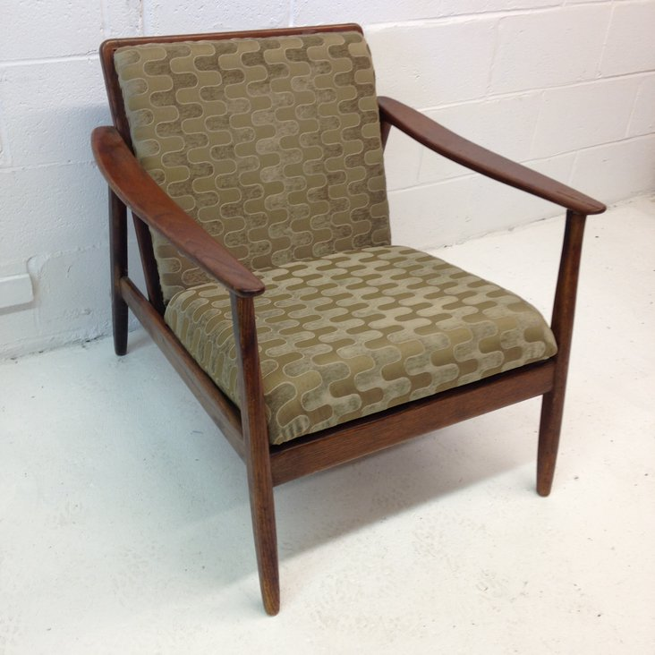 DANISH Dux Chair Mid Century Modern & DANISH Dux Chair Mid Century Modern u2014 Vintage Store - LOVE Furniture ...