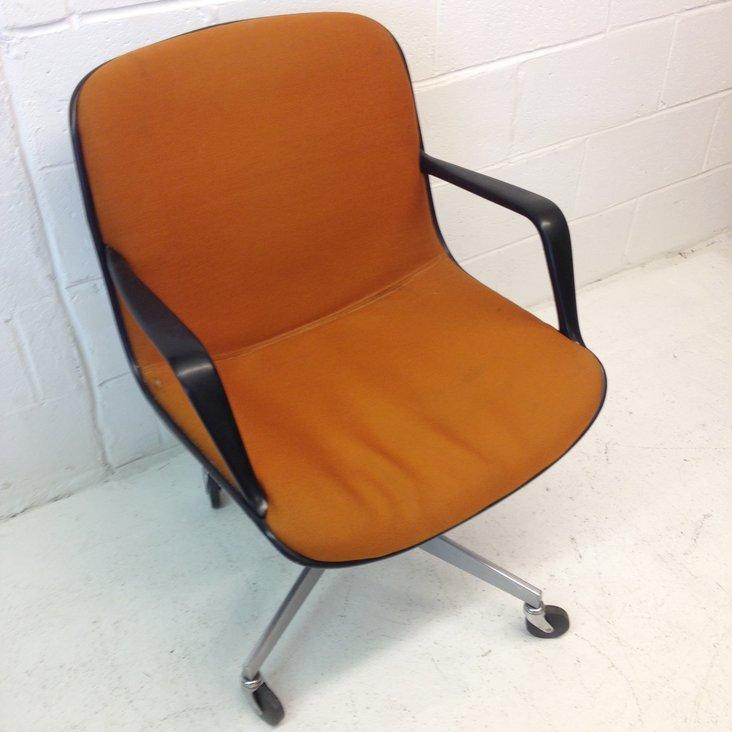 Vintage Steelcase Chair, Herman Miller Style