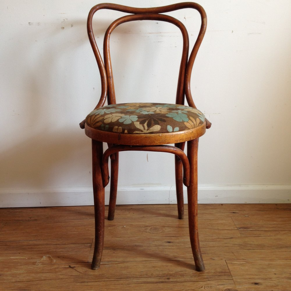 Delicieux Ju0026J Kohn Antique Bentwood Chair