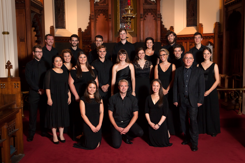Classic Melbourne article - Polyphonic Voices chamber choir