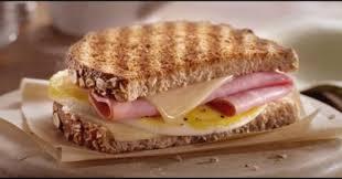 Panera Bread Power Breakfast Sandwich