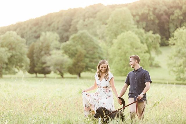 Last nights engagement session has me all 😍😍