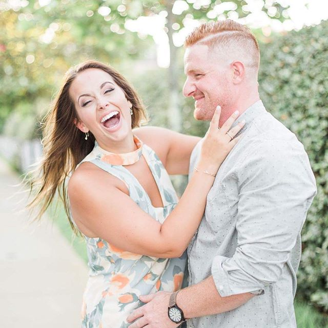 A sneak peek from Jennifer and Eric's engagement session. Our associate Amber did such an amazing job capturing their love and joyful spirit!