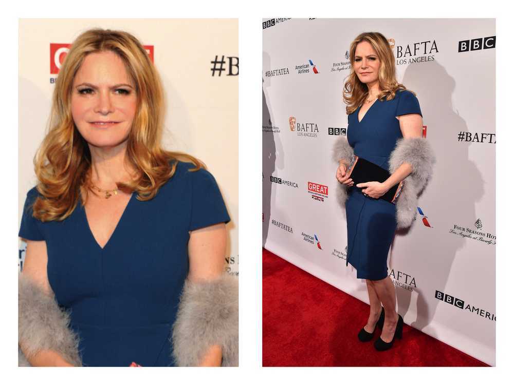 Jennifer Jason Leigh/Bafta Luncheon