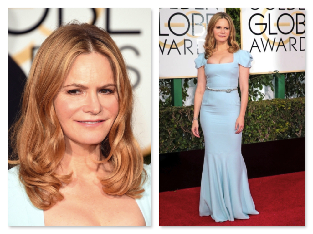 Jennifer Jason Leigh/Golden Globe Awards